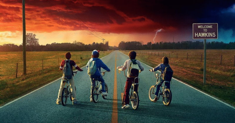 Stranger Things Season 2 Official Promo Picture