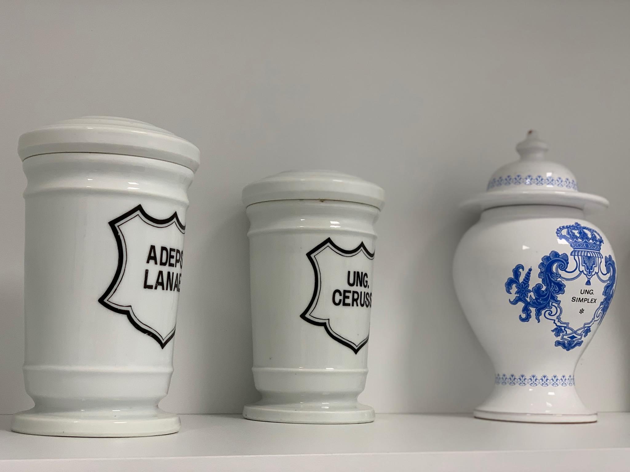 jars of drugs